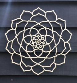 Mandala Lotusbloem