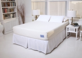 Pure Talalay Latex Bliss Matras Nature 25 medium