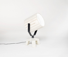 New Duivendrecht - Barrel lamp