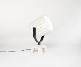 New Duivendrecht - Barrel lamp