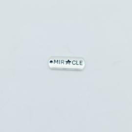 """tibetan style bedel/hanger """"miracle"""""""