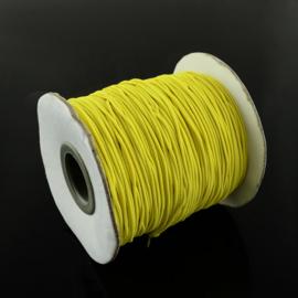 elastisch koord GEEL 0.8 mm