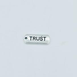 """tibetan style bedel/hanger """"trust"""""""
