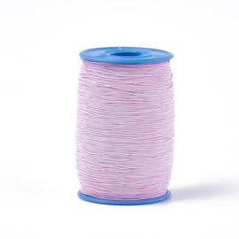 elastisch koord ROZE 0.6 mm
