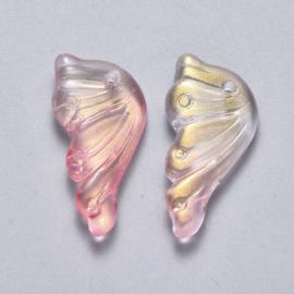 "elfen vleugels ""Pink"""