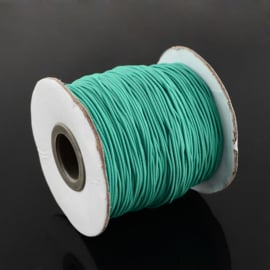 elastisch koord ZEE GROEN 0.8 mm