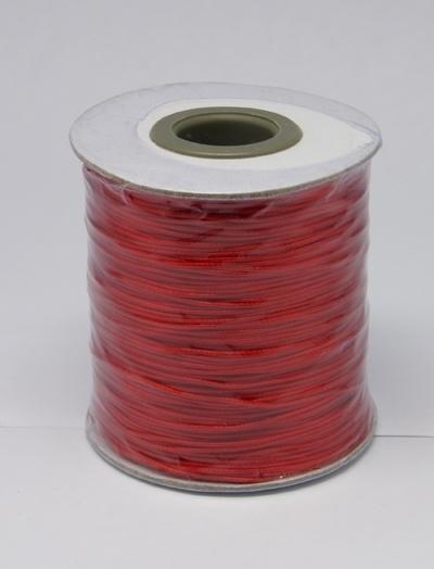 waxkoord rood