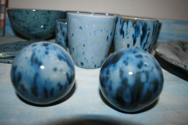 Ballen van keramiek, verkocht!