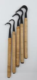Ryuga guts, jintools 190 mm, set van 5