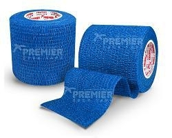 5 rollen PST Goalkeeper tape 50mm x5m blauw