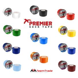 5 rollen Premier Socktape SGR 38mm x 20m (gratis verzenden)