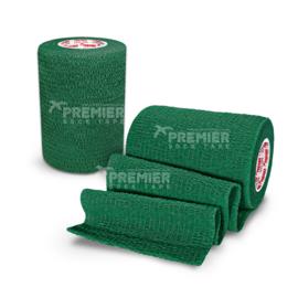 5 rollen Premier Socktape PRO WRAP 7.5 cm donker groen