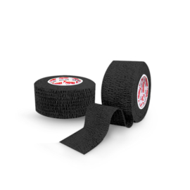 5 rollen PST Goalkeeper tape 25mm x 4.5meter zwart