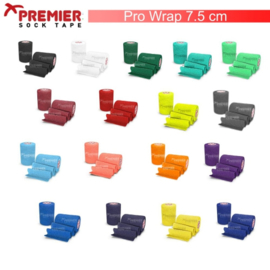 24 rollen Premier Socktape PRO WRAP 7.5 cm (1 doos)