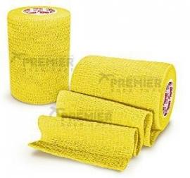 5 rollen Premier socktape PRO WRAP 7.5 cm geel