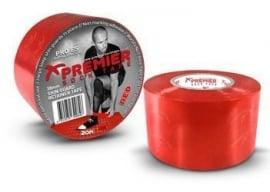 5 rollen Premier Socktape SGR 38mm x 20m rood (gratis verzenden)
