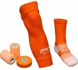 PST Sock Taping Kit  - Oranje - met gratis tape ter waarde van 14,85