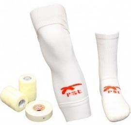 PST Sock Taping Kit  - Wit - met gratis tape ter waarde van 14,85