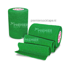5 rollen Premier Socktape PRO WRAP 7.5 cm groen