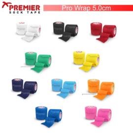 20 rollen Premier socktape PRO WRAP 5.0 cm Multipack