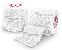 5 rollen PST Goalkeeper tape 50mm x5m wit