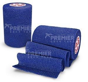 5 rollen Premier socktape PRO WRAP 7.5 cm donker blauw