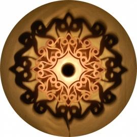 Mandala Shade light Celtic