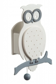 White Owl Music Box