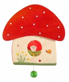 Mushroom Music Box