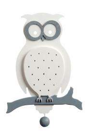 White Owl Music Box
