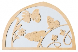 Silhouette Butterfly