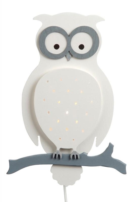 White Owl  Night light