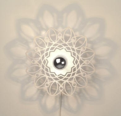 Mandala Shade Light Roman