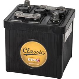 Classic ACLPV 06612HRN Classic 6V 66Ah - 360A CCA EN +R