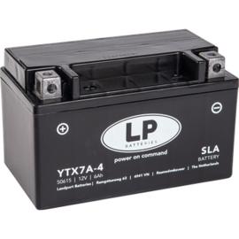 YTX7A-4 12V 6Ah