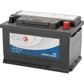 EFB M565500 Start-Stop EFB 12V 65Ah - 650A CCA EN +R