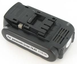 Panasonic 14,4V 3000 mAh / op aanvraag