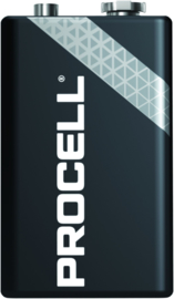 Duracell Procell 9V (per 10)
