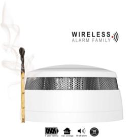 Rookmelder Wireless Family 10 Jaar
