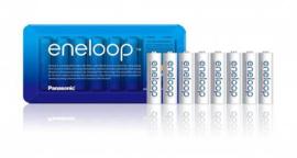 Eneloop 8 pack