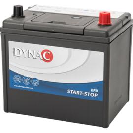 EFB M565501 Start-Stop EFB 12V 65Ah - 610A CCA EN +R Azia