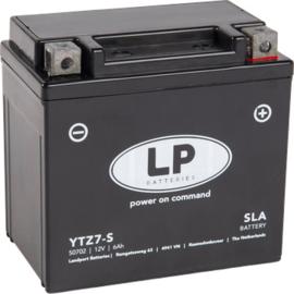 YTZ7-S 12V 6Ah