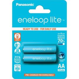 Panasonic Eneloop lite AA 950mAh 1,2V