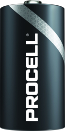 Duracell Procell D (per 10)