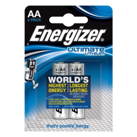 Energizer L91 Ultimate-Lithium AA