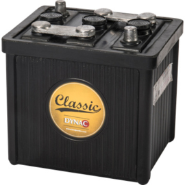 Classic ACLPV 08411HRN Classic 6V 84Ah - 460A CCA EN +R