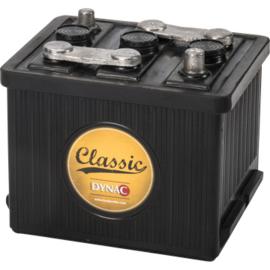 Classic ACLPV 07715HR Classic 6V 77Ah - 490A CCA EN +L