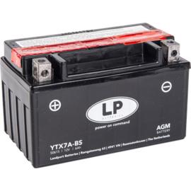 YTX7A-BS 12V 6Ah
