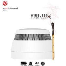 Rookmelder Wireless Family 5 Jaar