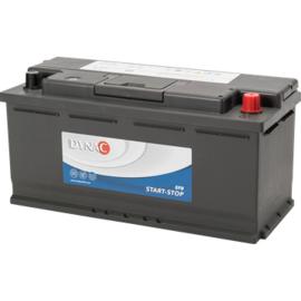 EFB M610500 Start-Stop EFB 12V 110Ah - 950A CCA EN +R